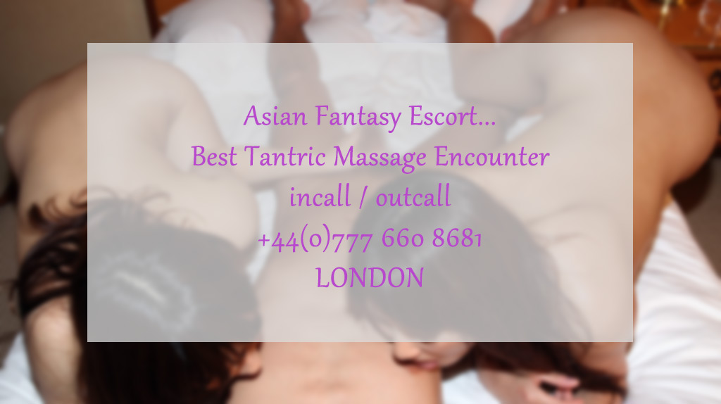 the tantric massage fantasy